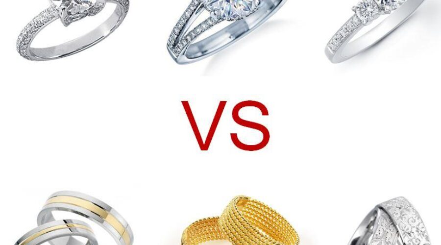 Engagement Rings Or Wedding Rings? Whats more Important?
