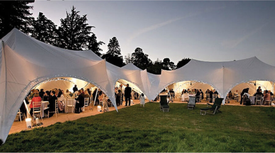 Wedding Marquee Hire in the UK