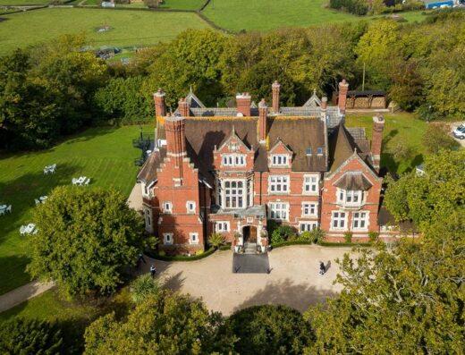 Berwick Lodge - Wedding Venues in Berwick