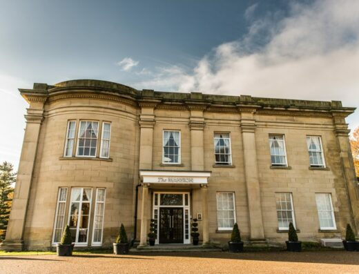 Dine-The Mansion - Wedding Venues in Leeds