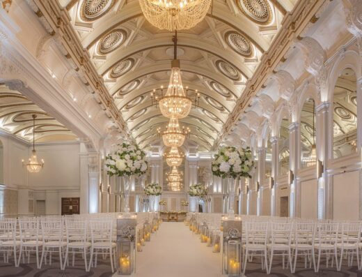 Grand Connaught Rooms - Wedding Venues in London