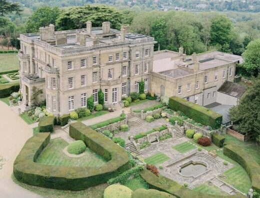 Hedsor House - Wedding Venues in Taplow