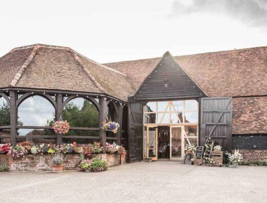 Lillibrooke Manor and Barns - Wedding Venues in Maidenhead
