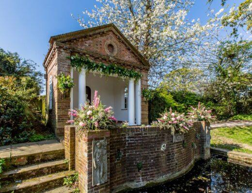 Micklefield Hall - Wedding Venues in Rickmansworth