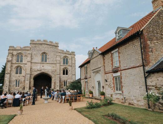 Pentney Abbey - Wedding Venues in Pentney