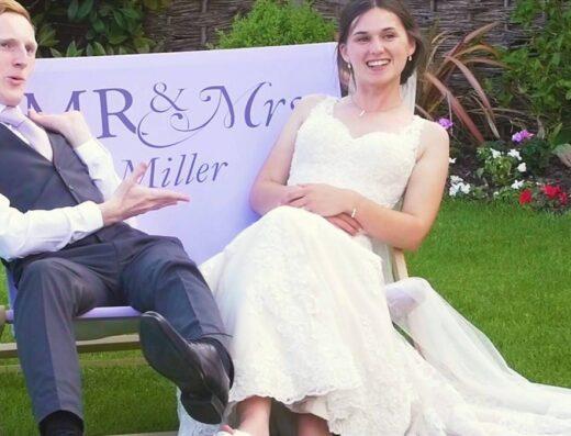 Salmon Crest Wedding Films - Videography in Nuneaton