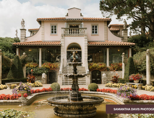 The Italian Villa - Wedding Venues in Poole