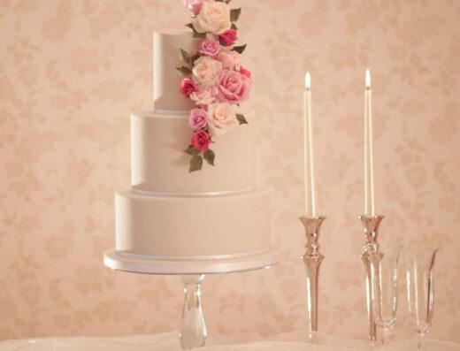 The Rose Cake Parlour - Wedding Cake in Milton Keynes