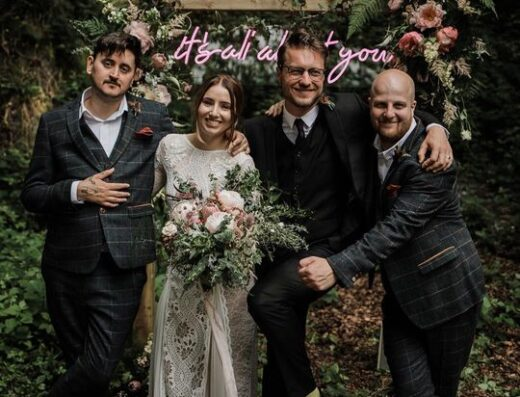 The Secret Wedding Cinema - Videography in Birmingham