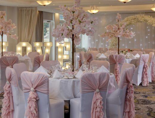 The Mercure Sheffield Kenwood Hall Hotel & Spa - Wedding Venues in Sheffield